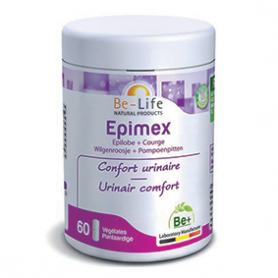 Photo Epimex (Epilote + courge) 60 gélules Be-Life