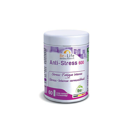Photo Anti-stress 600 60 gélules Be-Life