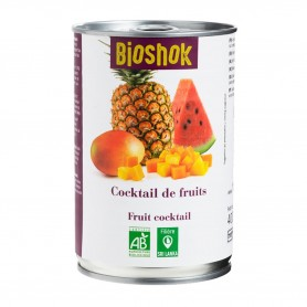 Photo Cocktail de fruits 400g bio Bioshok