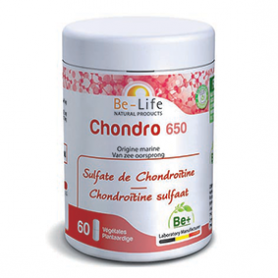 Photo Chondro 650 60 gélules Be-Life
