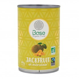 Photo Jackfruits en morceaux 220g bio Base Organic