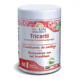 Photo Tricartil 60 gélules Be-Life