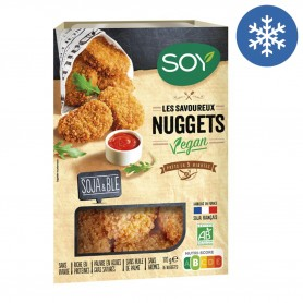 Photo Nuggets vegan 170g bio Soy