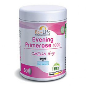 Photo Evening primerose 1000 60 capsules Bio Be-Life