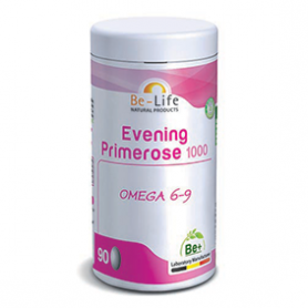 Photo Evening primerose 1000 90 capsules Bio Be-Life