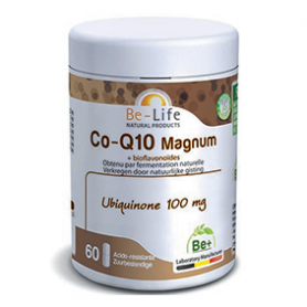 Photo Co Q10 Magnum 60 gélules Be-Life