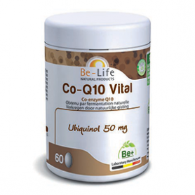 Photo CO Q10 Vital  (Co-enzyme Q10) 60 capsules Be-Life