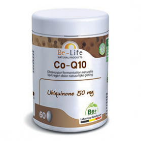 Photo CO Q10 (Co-enzyme Q10) 60 capsules Be-Life