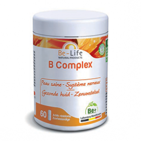 Photo B Complex 60 gélules Be-Life