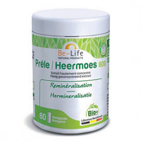 Photo Prêle-Heermoes 60 gélules Bio Be-Life