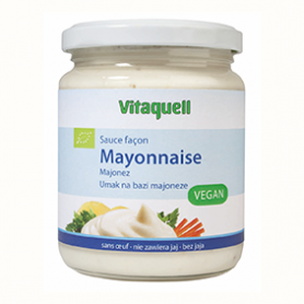 Photo Sauce façon Mayonnaise 250ml Bio Vitaquell