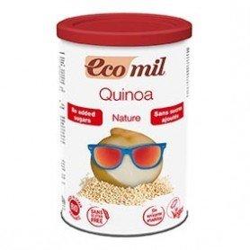 Photo Boisson Quinoa Instantanée Nature 400g Bio Ecomil