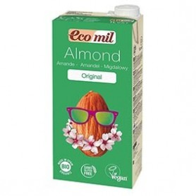 Photo Lait Amandes Original 1L Bio Ecomil