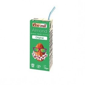 Photo Lait Amandes Original 6x200ml Bio Ecomil