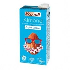Photo Lait Amandes-Calcium 1L Bio Ecomil