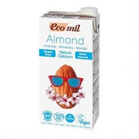 Photo Lait Amandes-Calcium Nature 6x1L Bio