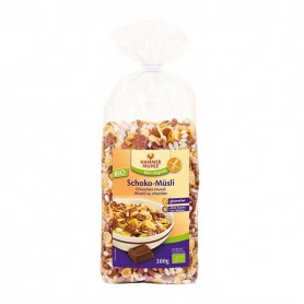 Photo Muesli aux Chocolats 300g Bio Hammermühle