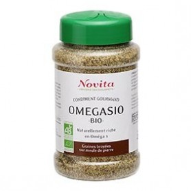 Photo Omégasio 250g Bio Novita