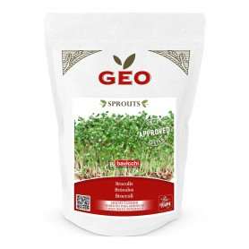 Photo Brocolis - Graines à germer bio - 300g Geo