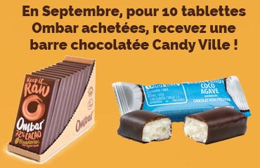 Promotion Ombar-CandyVille